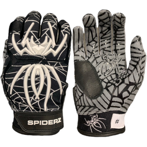 2020 Spiderz HYBRID - Black/White/Silver