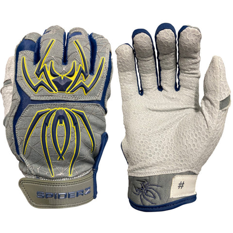 2020 Spiderz ENDITE - Dark Grey/Navy Blue/Yellow