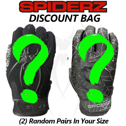 Spiderz Discount Bag