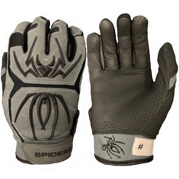2020 Spiderz ENDITE - Dark Grey/Black
