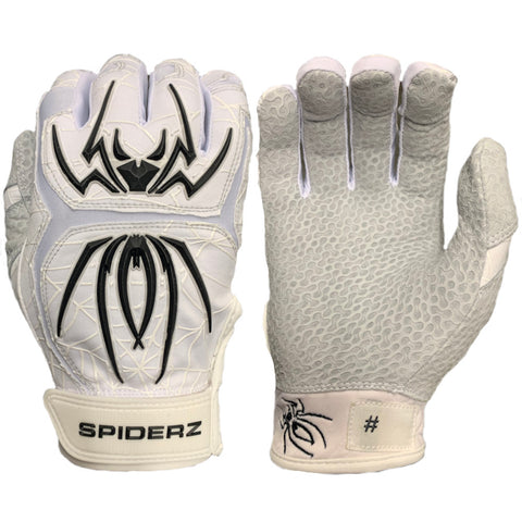 2020 Spiderz ENDITE - White/Black/Grey