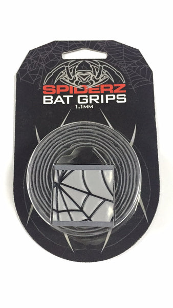 Spiderz Bat Grip (1.1 mm) - Graphite/Black