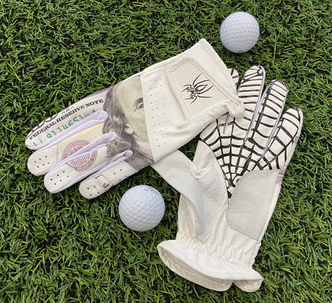 "Spiderz ""Buzzard"" Golf Glove - Hundo"