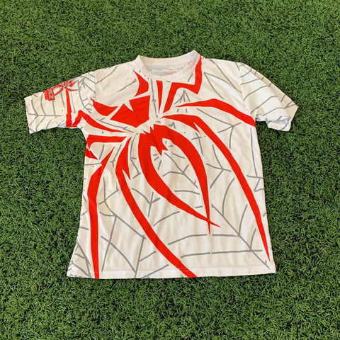 *Pre-Order* Spiderz Full Dye Jersey Buy In - White/Red/Silver