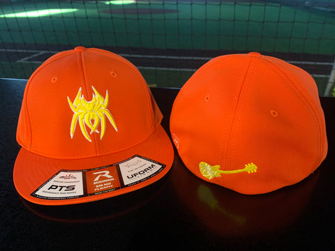 Spiderz Richardson PTS 20 Hat (Nasvhille) - Orange/Yellow