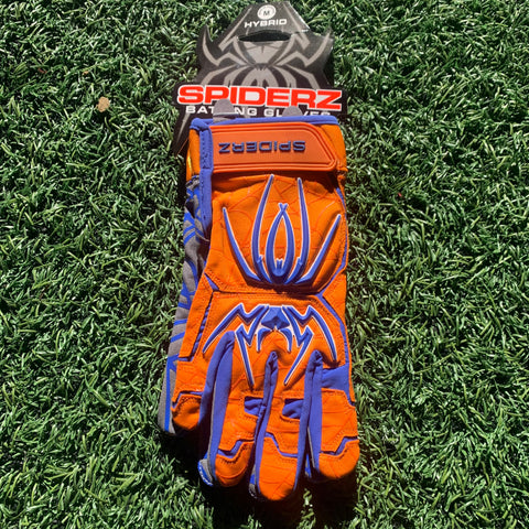2020 Spiderz HYBRID (Vegas) - Orange/Royal