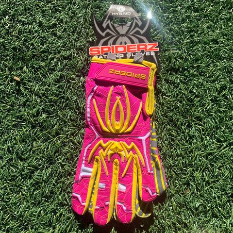 2020 Spiderz HYBRID (Vegas) - Pink/Yellow/White