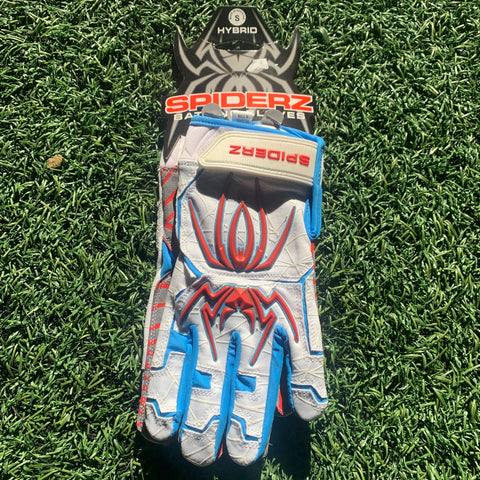 2020 Spiderz HYBRID (Vegas) - White/Red/Columbia