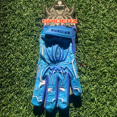 2020 Spiderz HYBRID (Vegas) - Columbia/Royal Blue