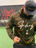 Spiderz Tailgate Hoodie - Camo