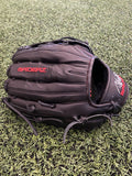 "PREMIER Fielding Glove - 11.5"", RHT, H-Web, Black/Red ""MMXX"""