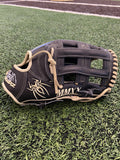 "PREMIER Fielding Glove - 13.25"", RHT, H-Web, Black/Bone ""MMXX"""