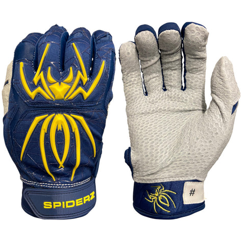 2020 Spiderz ENDITE - Navy Blue/Yellow