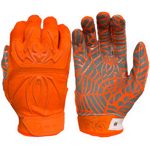 2021 Spiderz HYBRID - Orange/Orange