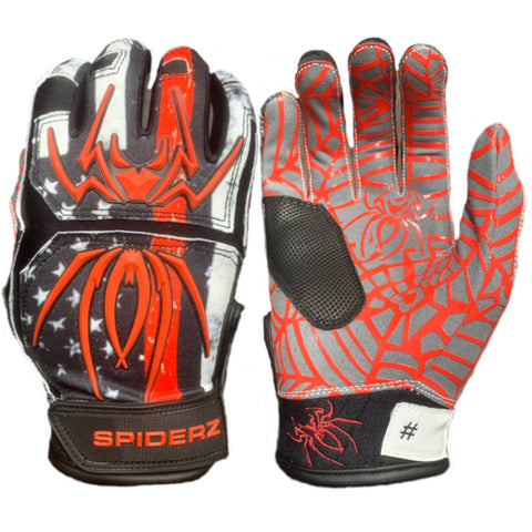 2020 Spiderz HYBRID - Red Line