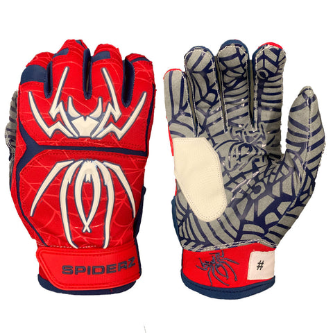 2021 Spiderz HYBRID - Red/Navy Blue/White