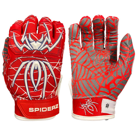 2021 Spiderz Limited Edition HYBRID - Red/White/Navy