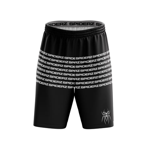 Spiderz Super Micro Mesh BP Shorts - Black/White