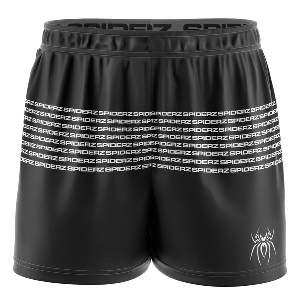 Spiderz Women's Shorts - Black/White