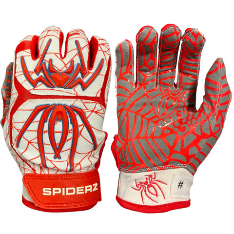 2021 Spiderz Limited Edition HYBRID - White/Red/Navy