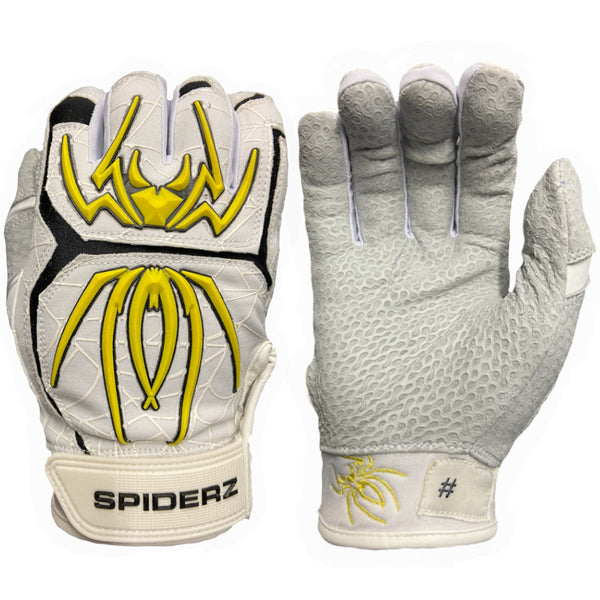 2020 Spiderz ENDITE - White/Yellow/Black