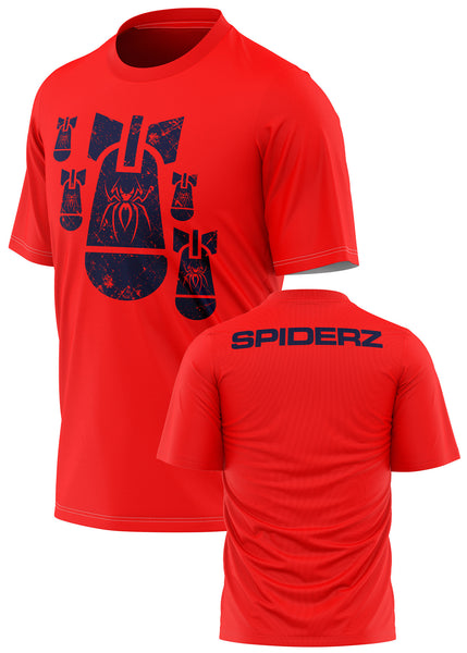 Spiderz Droppin' Bombs Premium T-Shirt
