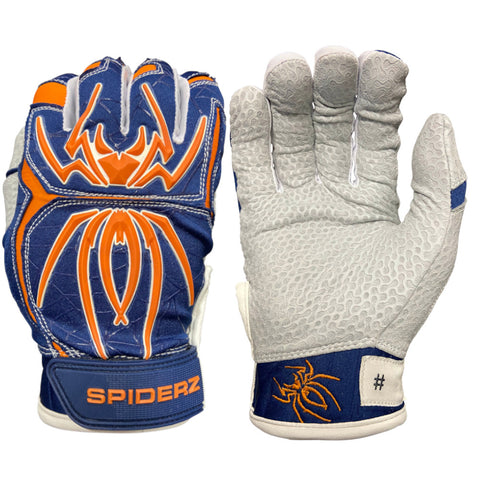 2020 Spiderz ENDITE - Navy Blue/Orange