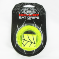 Spiderz Bat Grip (1.1 mm) - Fluorescent Yellow/Black
