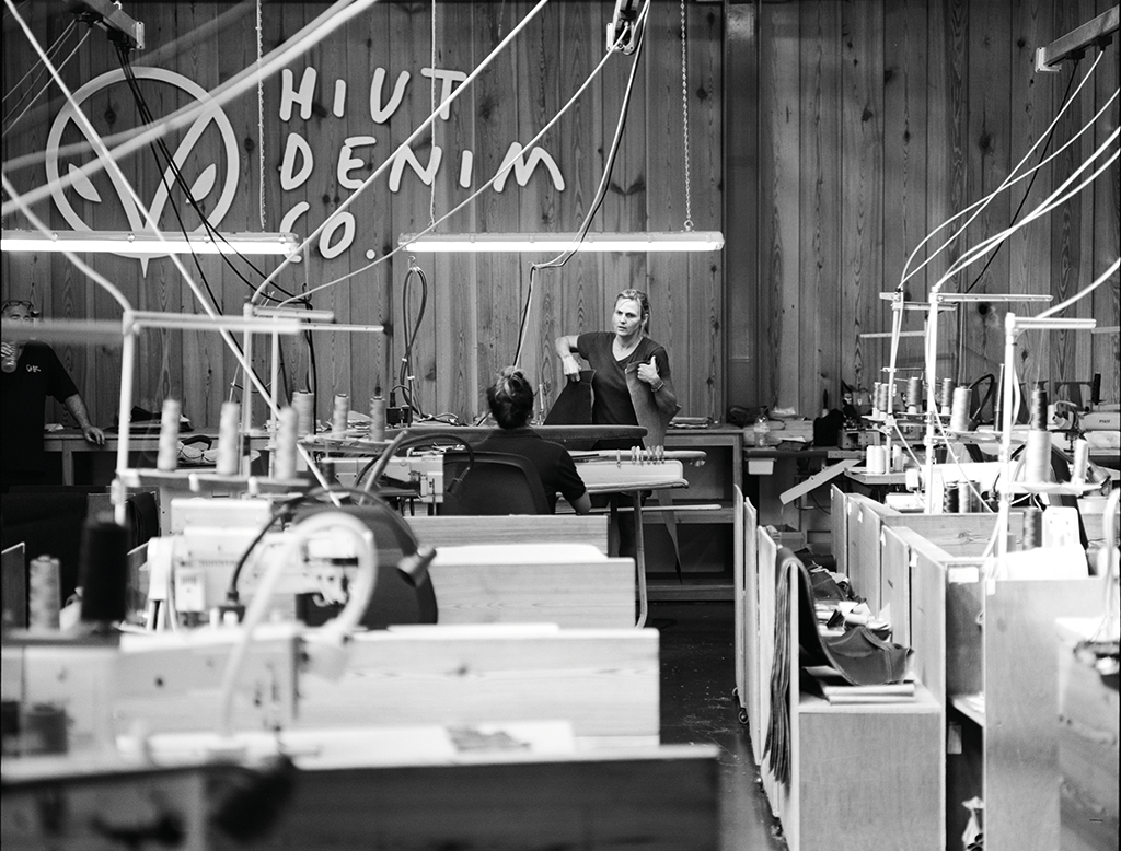 Hiut Denim - Our town is going to make jeans again