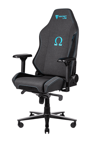 OMEGA SoftWeave™ Series - Charcoal Blue