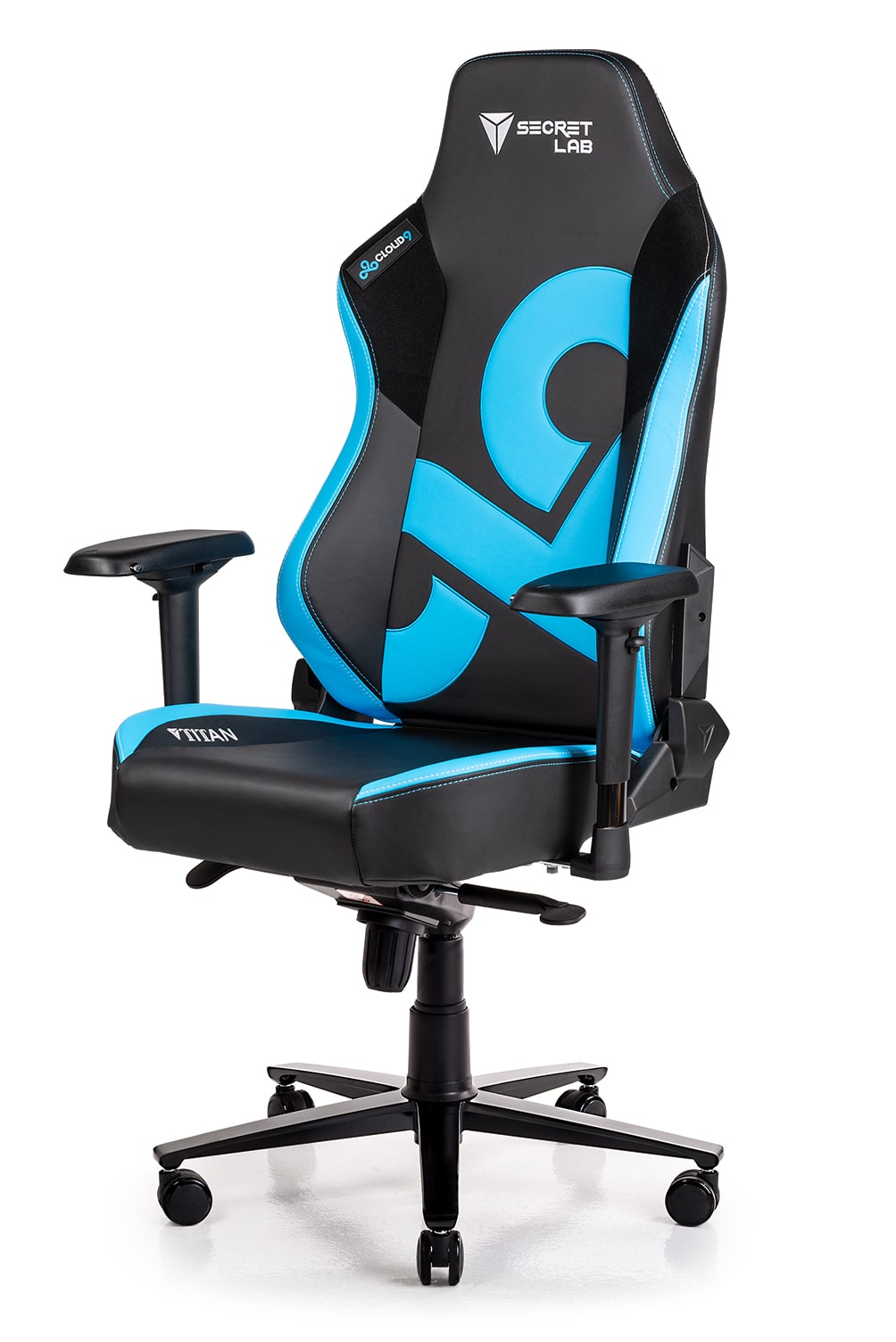 Secretlab TITAN Series - Cloud9 Special Edition Gaming Chair