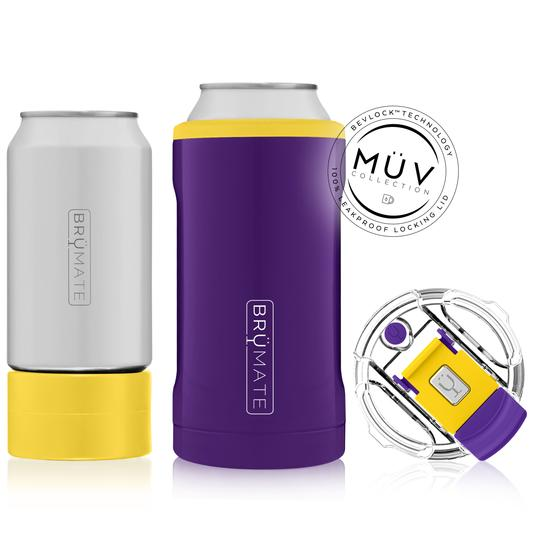 Hopsulator Trio - Purple & Yellow Gameday - LIMITED EDITION
