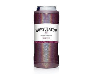 Slim Can Hopsulator - Glitter Merlot