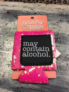 Sequin Koozie