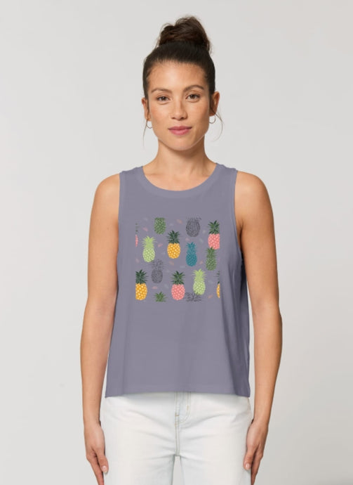 Pineapple Punch Tank Top