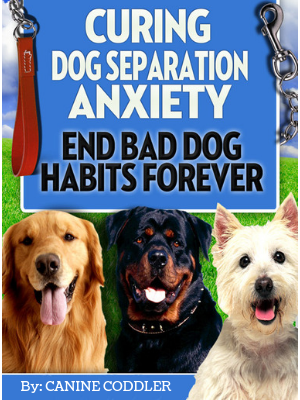 Curing Dog Anxiety E-Book