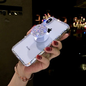 iphone 8 plus case with popsocket