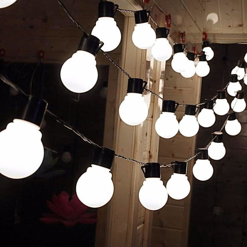 20-Led String Lights 8Cm - - Lighting