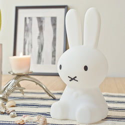 Bunny Rabbit Warm White LED Night Light