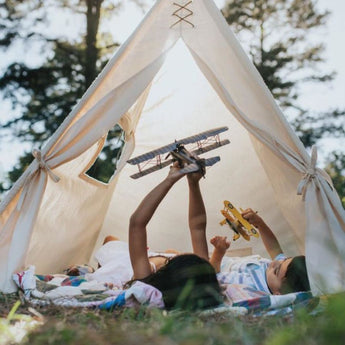 Amity - Childrens Teepee - Wild Design Lab - - Accessories