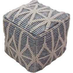 ANKARA Decorative Pouf