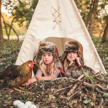 Cooper - Childrens Teepee - Wild Design Lab - - Accessories