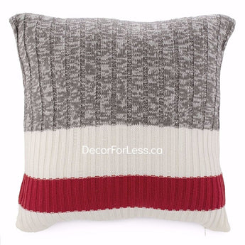 Cushion - Whool Sock Monkey - Knit - - Accessories
