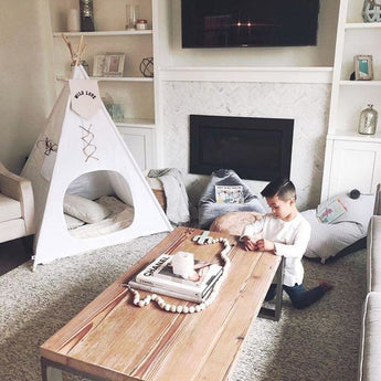 Darcy - Childrens Teepee - Wild Design Lab - - Accessories