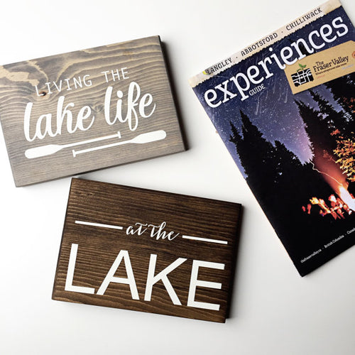 Lake Life, Lake Decor, Cabin Decor, Lake Home