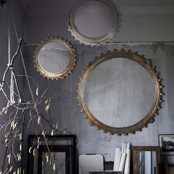 Renwil NESTON I - Industrial style Mirror