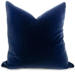 Velvet Sapphire / Royal Vivid Blue Cushion Cover