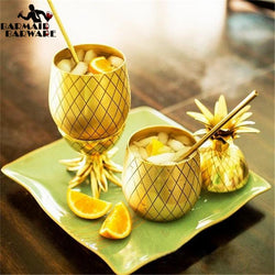 Pineapple Cocktail Tumbler (Variants)