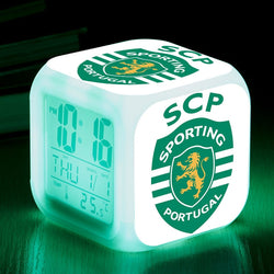 Soccer Club Teams (16 Variants) LED Alarm Clocks