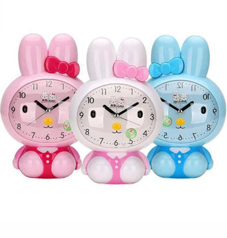 Children's Rabbit  Digital Alarm Clock